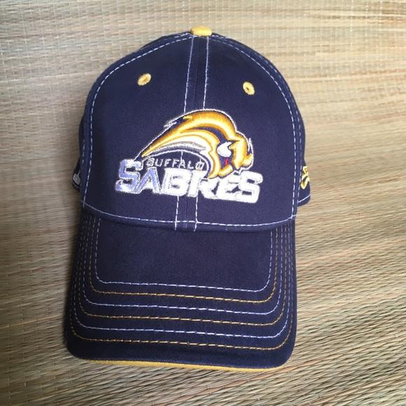 Buffalo Sabres NHL licensed cap - S/M - NWOT